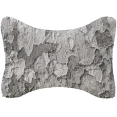 Nature Texture Print Seat Head Rest Cushion