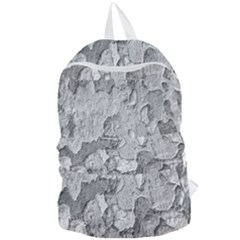 Nature Texture Print Foldable Lightweight Backpack