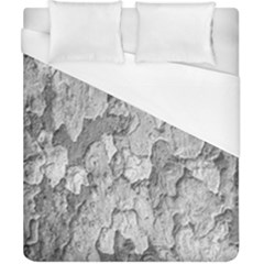 Nature Texture Print Duvet Cover (california King Size)