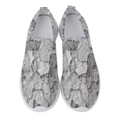 Nature Texture Print Women s Slip On Sneakers
