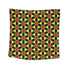 Pattern Texture Backgrounds Square Tapestry (small) by HermanTelo