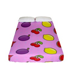 Slot Machine Wallpaper Fitted Sheet (full/ Double Size)