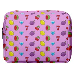 Slot Machine Wallpaper Make Up Pouch (large)