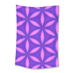 Purple Small Tapestry