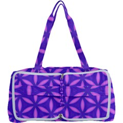 Purple Multi Function Bag