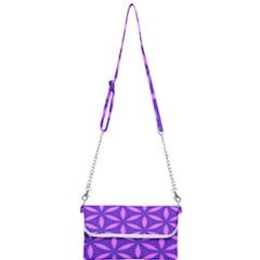 Purple Mini Crossbody Handbag