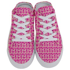 Heart Pink Half Slippers