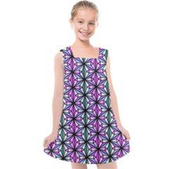 Triangle Seamless Kids  Cross Back Dress by Mariart