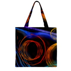 Research Mechanica Zipper Grocery Tote Bag