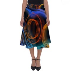 Research Mechanica Perfect Length Midi Skirt