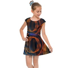 Research Mechanica Kids  Cap Sleeve Dress