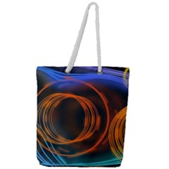 Research Mechanica Full Print Rope Handle Tote (large)
