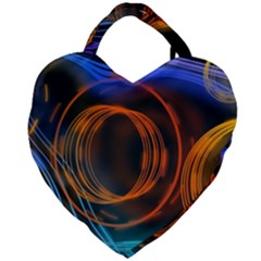 Research Mechanica Giant Heart Shaped Tote