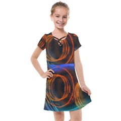 Research Mechanica Kids  Cross Web Dress