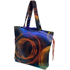 Research Mechanica Drawstring Tote Bag