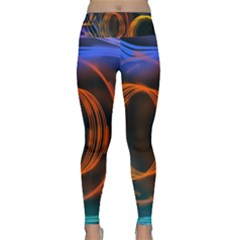 Research Mechanica Lightweight Velour Classic Yoga Leggings