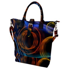 Research Mechanica Buckle Top Tote Bag