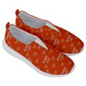 Motivational Happy Life Words Pattern No Lace Lightweight Shoes View3