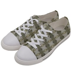 Life Men s Low Top Canvas Sneakers by moss