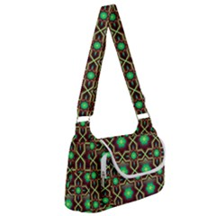 Pattern Background Bright Brown Multipack Bag by Simbadda