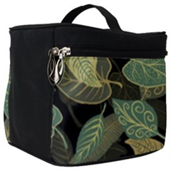 Autumn Fallen Leaves Dried Leaves Make Up Travel Bag (big)