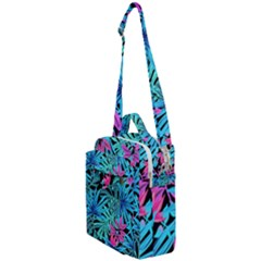 Leaves Picture Tropical Plant Crossbody Day Bag by Simbadda