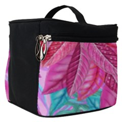 Leaves Tropical Reason Stamping Make Up Travel Bag (small)