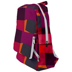 Colorful Abstract  Travelers  Backpack by TimelessFashion