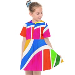 Colory Chaos Kids  Sailor Dress by TimelessFashion