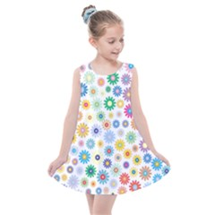 Cute Garden Kids  Summer Dress by TimelessFashion