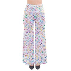 Boho Flowers So Vintage Palazzo Pants by TimelessFashion