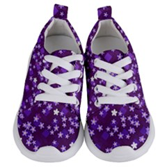 Ross Pattern Square Kids  Lightweight Sports Shoes