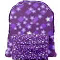 Ross Pattern Square Giant Full Print Backpack View1