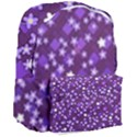Ross Pattern Square Giant Full Print Backpack View3