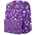 Ross Pattern Square Giant Full Print Backpack View4