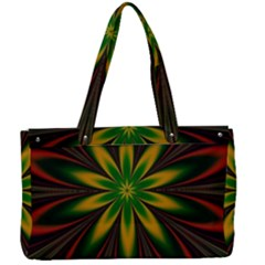 Fractal Artwork Idea Allegory Art Canvas Work Bag
