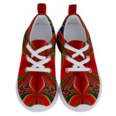 Abstract Abstract Art Fractal Running Shoes by Sudhe