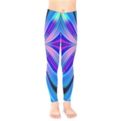 Abstract Art Design Digital Art Kids  Legging