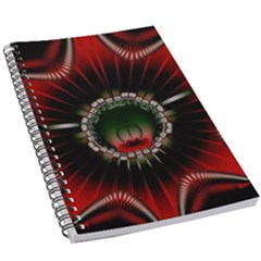 Abstract Abstract Art Artwork Star 5 5  X 8 5  Notebook