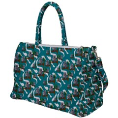 Koala Bears Pattern Duffel Travel Bag by bloomingvinedesign