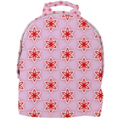 Texture Star Backgrounds Pink Mini Full Print Backpack