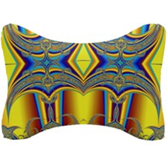 Abstract Art Design Digital Art Seat Head Rest Cushion