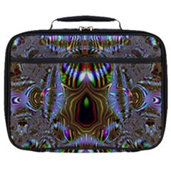 Art Artwork Fractal Digital Art Full Print Lunch Bag