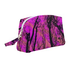 Into The Forest 2 Wristlet Pouch Bag (medium)