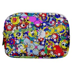 Dots 6 Make Up Pouch (small)