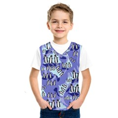 Penguins Pattern Kids  Sportswear by bloomingvinedesign
