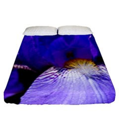 Zappwaits Flower Fitted Sheet (Queen Size)