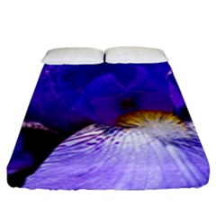 Zappwaits Flower Fitted Sheet (King Size)