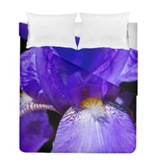 Zappwaits Flower Duvet Cover Double Side (Full/ Double Size)