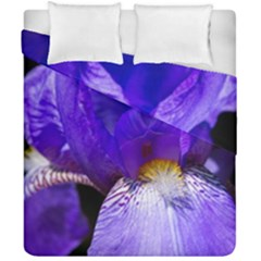 Zappwaits Flower Duvet Cover Double Side (California King Size)